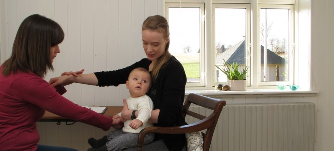 Anne Hiitola-Pedersen. Foto: Birthe Havmøller